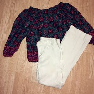 Gap Modern Boot Pants Size 00P